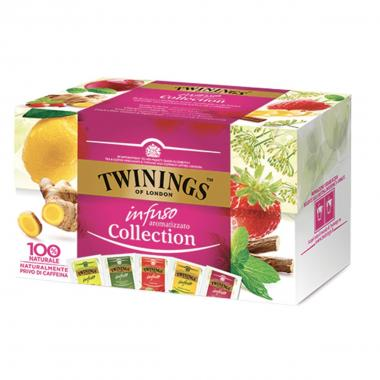 Twinings Infusions Infusi Collection 5 Gusti 40g