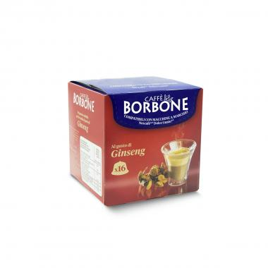 Master Borbone Dolce Gusto Ginseng 4 Box