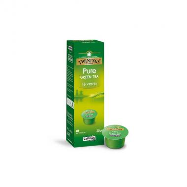 Caffitaly Twinings Pure Green Tea 10 pz