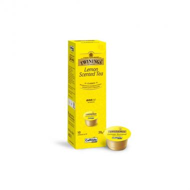 Caffitaly Twinings Lemon Scented Tea 10 pz