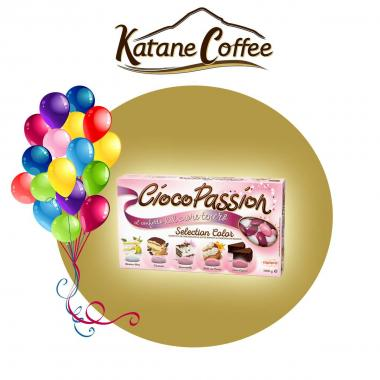 Crispo Confetti CiocoPassion Selection Color Rosa 1 kg